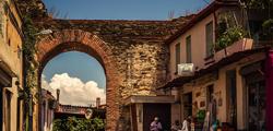 Старый город в Салониках