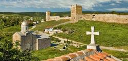 Генуэзская крепость Феодосии