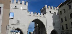 Карловы ворота в Мюнхене