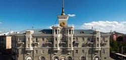 «Дом под шпилем» в Барнауле