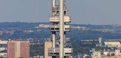 Телевизионная башня Праги