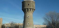 Водонапорная башня Серпухова