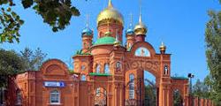 Церковь Серафима Саровского в Екатеринбурге