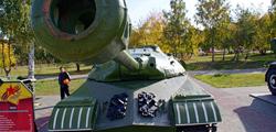 Сад Победы в Челябинске