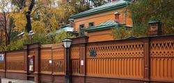 Музей-усадьба Толстого в Москве
