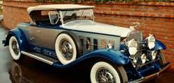 Музей старых автомобилей в Риге
