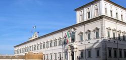 Квиринальский дворец в Риме