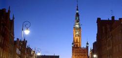 Три ратуши Гданьска