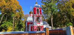 Окопная церковь Смоленска