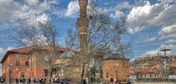 Мечеть Хаджи Байрама в Анкаре