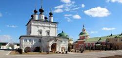 Свято-Троицкий Белопесоцкий монастырь