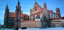 Церковь святых Франциска и Бернарда