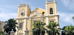 Церковь Св. Лоуренса в Макао