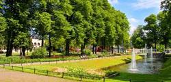 Королевский парк в Мальме