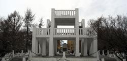 Памятник жертвам интервенции в Мурманске