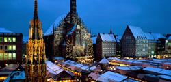 Рыночная площадь Нюрнберга