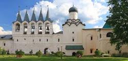 Богородичный Успенский монастырь Тихвина