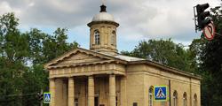 Церковь Св. Николая в Гатчине