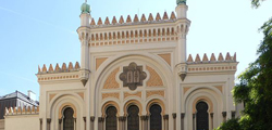 Испанская синагога Праги