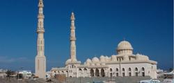 Мечеть Эль-Мина в Хургаде