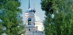 Церковь Покрова Пресвятой Богородицы в Городце