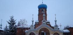 Боровецкая церковь в Набережных Челнах