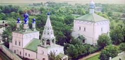 Спасо-Преображенский монастырь Рязани