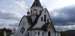 Свято-Успенский монастырь в Красноярске