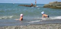 Пляж «Огонек»