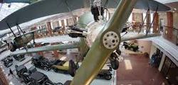 Музей военной и автомобильной техники УГМК в Екатеринбурге