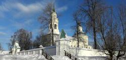 Спасо-Запрудненский монастырь Костромы