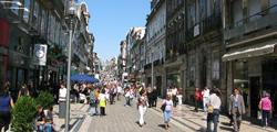 Улица Санта-Катарина