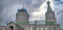Свято-Никольский собор Мурманска