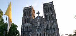 Кафедральный собор Св. Иосифа в Ханое