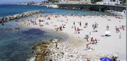 Пляжи Прадо в Марселе