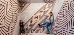 Музей иллюзий в Дубае