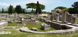 Древнеримский город Салона