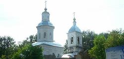 Троицкая церковь в Саранске