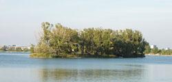 Озеро Золотые Пески