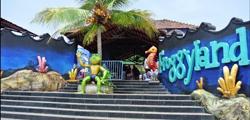 Аквапарк Froggyland в Гоа