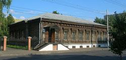 Дом Мейерхольда в Пензе