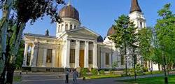 Соборная площадь Одессы
