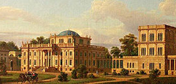 Дворец Румянцевых — Паскевичей в Гомеле
