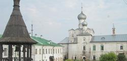 Богородице-Рождественский монастырь Ростова Великого