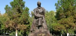 Памятник Махтумкули