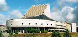 Театр Глобус в Новосибирске