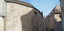 Римские стены Дижона