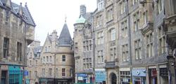 Старый город Эдинбурга