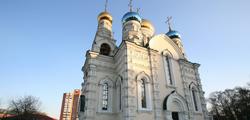 Покровский кафедральный собор Владивостока