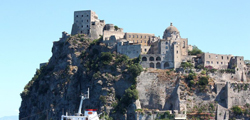Арагонский замок на Искье